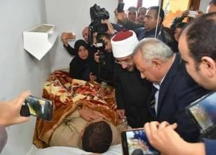 خطيب مسجد الروضة يحارب الإرهاب بطريقته «هرجع لنفس المنبر»