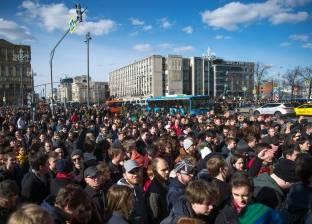 تظاهرات حاشدة ضد رفع سن التقاعد في روسيا