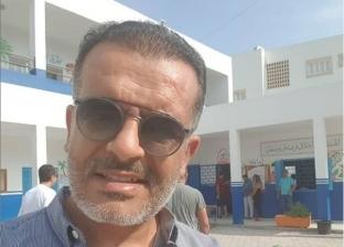 """محمد الجبالي يدلي بصوته في الانتخابات الرئاسية: """"قمنا بواجبنا"""""""