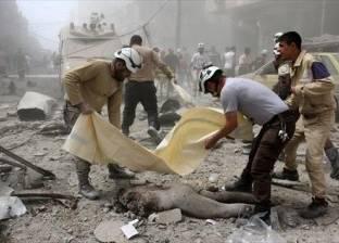 عاجل| قتلى وجرحى إثر غارة جوية استهدفت الأحياء السكنية في أدلب السورية