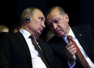 بوتين واردوغان متفقان على العمل من أجل إقامة دولة فلسطينية