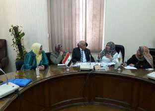 الانتهاء من متابعة الخطة الاستراتيجية في جامعة بنها