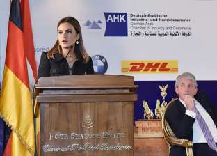 سحر نصر توقع 7 وثائق مع الجانب اللبناني بختام أعمال اللجنة العليا برئاسة رئيسي وزراء البلدين