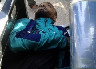 إصابة 6 أشخاص بينهم طفلين في تصادم سيارة مع دراجة بخارية ببورسعيد