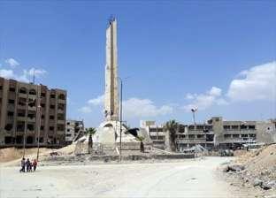 بعثة منظمة حظر الأسلحة الكيميائية تزور موقع الهجوم في دوما