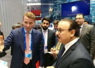 """""""القاضي"""" يدعو الشركات العالمية لحضور """"الاتصالات الراديوية"""" بشرم الشيخ"""