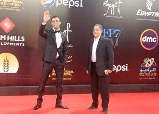 محمد رمضان في مهرجان القاهرة السينمائي