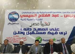 """""""مستقبل وطن"""" بكفر الشيخ يعرض إنجازات السيسي بفعاليات """"نقطة تمركز"""""""