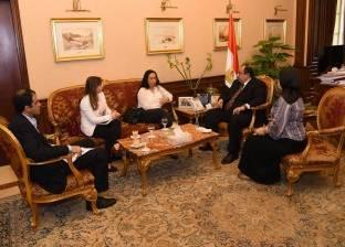 محافظ الإسكندرية يستقبل ممثل المفوضية العليا للاجئين