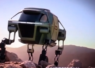 """""""هيونداي"""" تكشف عن سيارة قادرة على المشي في الحالات الطارئة"""