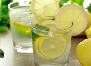 """10 فوائد لـ""""ماء الليمون"""" منها مكافحة الشيخوخة"""