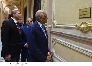 إطلاق اسم سامح سيف اليزل على قاعة اللجنة العامة بالبرلمان