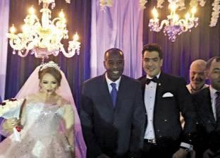 أبطال «كرم القواديس» فى زفاف عريس المعركة