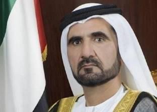 سمو نائب رئيس دولة الإمارات يستقبل رئيس وزراء دولة قطر
