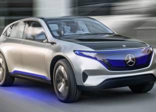بالصور| طرح أكثر من 50 سيارة كهربائية لمرسيدس بحلول 2022