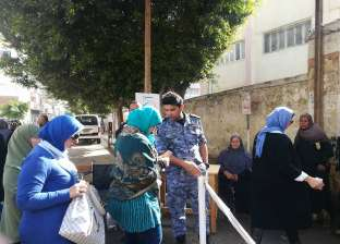 محافظ الإسكندرية: انتظام عملية التصويت في جميع اللجان