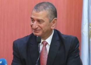 """محافظ كفرالشيخ: """"ندرس إعادة تدوير مخلفات الرصف لتحقيق قيمة اقتصادية"""""""
