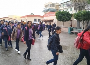 انتظام الدراسة في 3400 مدرسة بالدقهلية