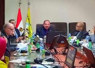 """اجتماع بين """"صرف الإسكندرية"""" و""""شؤون البيئة"""" لمعالجة التلوث الصناعي"""