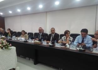 رئيس جامعة دمنهور يشارك بمؤتمر اتحاد الجامعات الفرنكفونية في لبنان