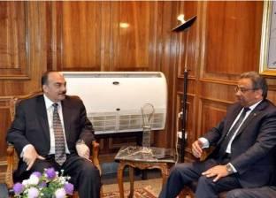 """البريد المصري يطلق خدمة """"العنونة البريدية"""" باليوم الأول لمؤتمر ICT"""