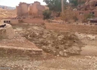 """""""السيول تذرف دموع أسرة منكبوبة بالأردن"""".. فقدت 4 من أبنائها"""