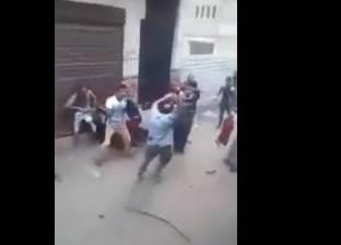 إصابة 6 في مشاجرة دامية بسبب توسعة طريق مركز أشمون