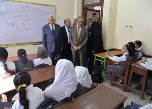 القوات المسلحة تكرم أبناء الشهداء من الطلاب بمدارس الدقهلية
