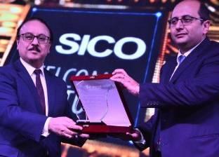 """بالصور  وزراء ومشاهير الفن والإعلام في حفل إطلاق أول محمول مصري """"sico"""""""