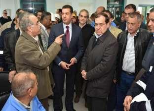 جاسكو: مشاركة مهندسي جاسكو فى أعمال فحص خطوط الغاز خارج مصر