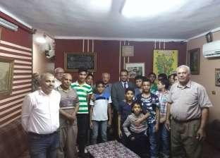 """وكيل """"تضامن الإسكندرية"""" يتفقد جمعية عبد الحليم محمود للأيتام"""