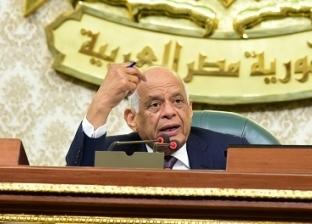 علي عبدالعال يغادر على رأس وفد برلماني إلى بيلاروسيا