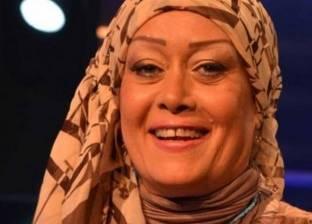 """هالة فاخر تقلد أحلام الخليجية في """"تياترو مصر"""": """"بدى آكل كنطاكي"""""""