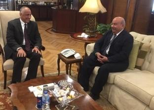 سفير الكويت بالقاهرة يشيد بالتعاون مع مصر في القطاعات المالية