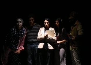 """بالصور.. """"نقد عين شمس"""" تشارك بـ""""أصحاب السعادة"""" في مهرجان الإسكندرية المسرحي"""