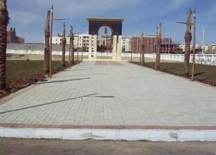 محافظ البحر الأحمر: تطوير منطقة مقابر الشهداء بالغردقة