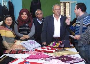 بالصور| جهاز تعمير سيناء يتفقد الأعمال اليدوية في جنوب سيناء
