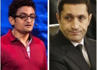 """""""قصة سيريالية"""".. """"لايك"""" من وائل غنيم لتغريدة علاء مبارك تشعل تويتر"""