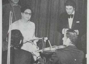 """عمر خورشيد عن أول حفل له مع أم كلثوم: """"كنت مرعوب وأخدت مهدئات"""""""