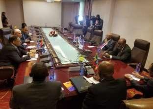 وزير الرى يناقش أفضل سيناريو لملء خزان «سد النهضة» فى اجتماع «اليوم الواحد» بإثيوبيا