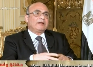 """""""مروان"""": البرلمان الأوروبي يتواصل مع الإخوان.. ويسعى للنيل من مصر"""