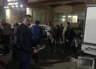 محمد الزيني وكيلا لمدير مديرية التضامن في دمياط
