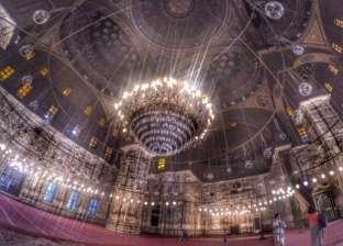 """""""الآثار"""": الانتهاء من ترميم النجفة الثانية بمسجد محمد علي في القلعة"""