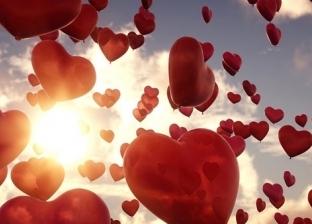 طقس عيد الحب مناسب للعشاق: دافئ نهارا والرياح معتدلة