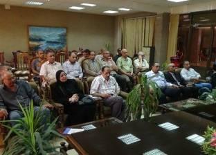 """""""المنيا"""" تستعد لمسابقة اختيار أفضل جامعة مصرية 2018"""