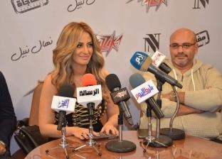 """نهال نبيل تحتفل بإطلاق ألبومها الجديد """"مفاجأة"""""""
