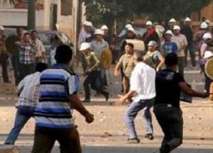 اشتباكات عنيفة بين الأمن والإخوان في منطقة الطالبية بالهرم