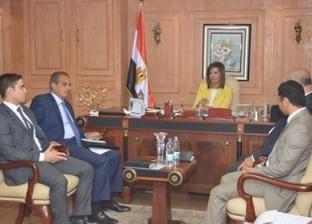 وزيرة الهجرة: قاعدة بيانات المصريين بالخارج مشروع قومي وجب إنجازه