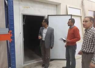 """""""صحة شمال سيناء"""" تستعد لافتتاح أكبر مخزن دوائي بالمحافظة"""