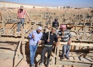 """مبادرة شوفها على حقيقتها.. """"الحلقة الخامسة"""": مشروع جامعة الملك سلمان في سيناء.. العلم بيكمل الصورة"""